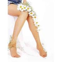 Güzel Bacaklar, Yazın Güzel Görünmenin Olmazsa Olm