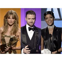 2013 Amerikan Müzik Ödülleri Sahiplerini Buldu