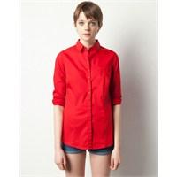 Yaz Sezonu İçin Renkli Bluz Modası