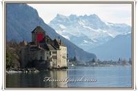 Chillon Kalesi | Şato De Chillon - Tanıtım