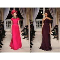 2012 İlkbahar Yaz Couture: Giambattista Valli
