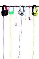 Sonny Pııq İle Renkli Kulaklıklar