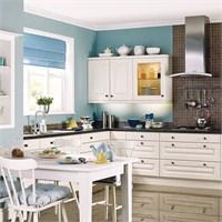 L Tipi Mutfak Dekorasyonu: En İyi 8 Fikir