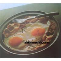 Pastırmalı Yumurta Tarifi..
