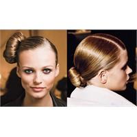 Kadın: Saçlarda Düğüm Modelleri Trendi