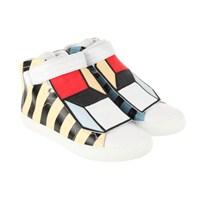 Pierre Hardy'den Kubik Ayakkabı ' Cubicorama '