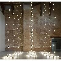 Ampullerle Düğünlerinizdeki Işık Oyunları