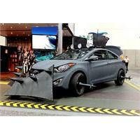 2012 Hyundai Elantra Coupe Zombie Survival Machine