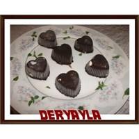 Çikolata Kaplı Chesscake