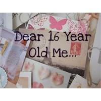 Sevgili 16 Yaşındaki Halim