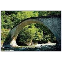Türkiye'nin Tarihi Köprüleri | Mikron Köprüsü