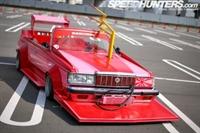 Japonların Komik Arabaları