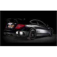 Video : Kara Büyü Mercedes C63 Amg Black Serisi!