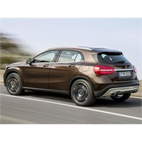 Yeni Mercedes Gla, Frankfurt'ta Tanıtılacak