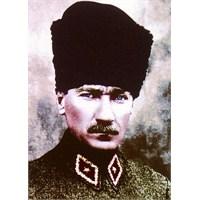 Atatürk - Askerle Güreş