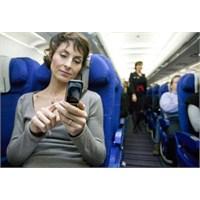 Uçakta Cepten Konuşulacak