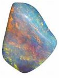 Sahibini Arayan Taş Opal