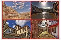 Yalıboyu Evleri - Amasya