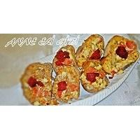 Pizza Ekmek Dilimleri