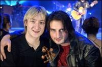 Evgeni -edvin İkilisi Ve Eurovision Parodisi