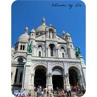 Montmartre Ve Sacre-coeur