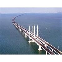 Çin'de Dünyanın En Uzun Köprüsü