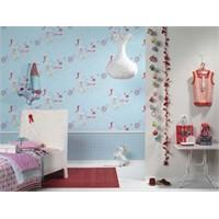 Yeni Duvar Kağıtları İle Artık Çocuk Odaları Daha