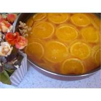 Portakalı Pasta