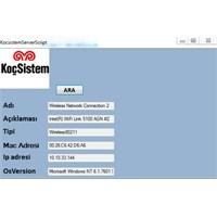 C#'da Sistem Bilgilerini Bulma Programı