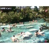 Şifalı Sularda Deva Arayanlara.. Antik Havuz