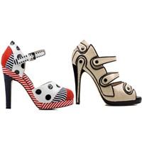 Chrissie Morris 2012 Yaz Ayakkabı Koleksiyonu