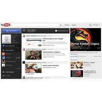 Youtube'a 'sosyal Medya' Ayarı