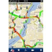 İstanbul'da Trafik Durumunu Cebinizden Takip Edin