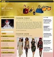 Bayan Blogculara Kadın Temalı Şablon