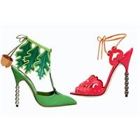 Manolo Blahnik 2012 Yaz Ayakkabı Koleksiyonu