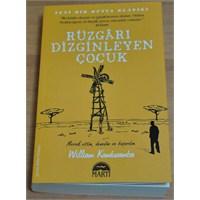 Rüzgarı Dizginleyen Çocuk -kitap-