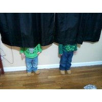 Saklambaç Oyununu Fazla Ciddiye Alan Çocuklar