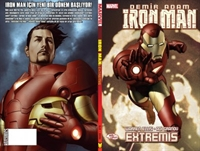 Iron Man Çizgi Romanı Kazan!