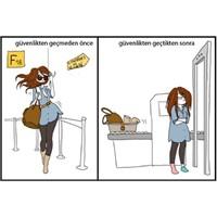 Havaalanı Güvenliğinin Karizmamıza Etkisi