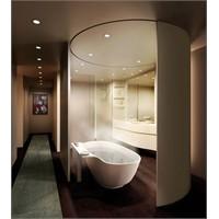 Klasik Ve Keyifli Banyo Dekorasyonları