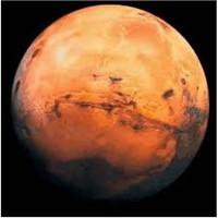 Mars Toprağının Altı