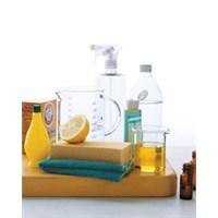 Evinizi Organik Ürünlerle Temizleyin