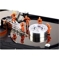 Disk Denetimi Hard Diskinizin Hızlanması İçin