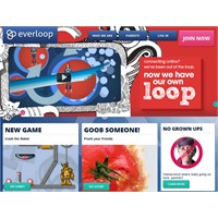 Çocuklar İçin Sosyal Ağ: Everloop