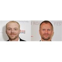 """Simon Pegg """"L.A. Noir""""de, Thomsen """"Banshee""""de"""