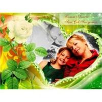 Kişiye Özel Anneler Günü Poster Baskı ( 70 X 100 )