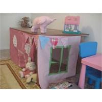 Kumaş Oyun Evi