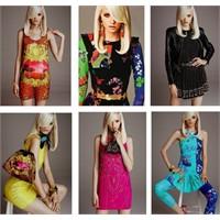 Versace İmzalı 2011 Sonbahar & Kış H & M Koleksiyo