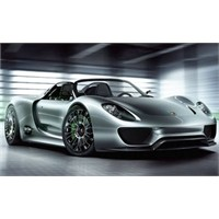 Porsche'tan Elektrikli Canavar