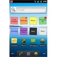 Android İçin Süper Bir Notepad